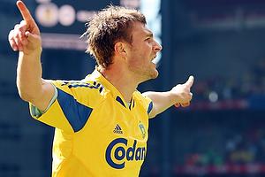 Morten Skoubo, m�lscorer (Br�ndby IF)