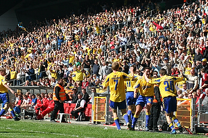 Morten Skoubo, m�lscorer (Br�ndby IF), Johan Elmander (Br�ndby IF), Thomas Kahlenberg (Br�ndby IF), Mads J�rgensen (Br�ndby IF)