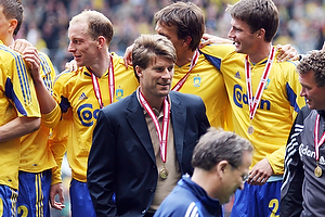 Michael Laudrup, cheftr�ner (Br�ndby IF)