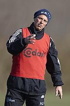 Henrik Jensen, assistenttr�ner (Br�ndby IF)