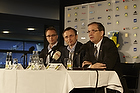 Hermann Haraldsson, adm. direkt�r (Br�ndby IF), Per Bjerregaard (Br�ndby IF)