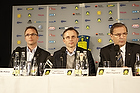 Ole Palm� (Br�ndby IF), Hermann Haraldsson, adm. direkt�r (Br�ndby IF), Per Bjerregaard (Br�ndby IF)