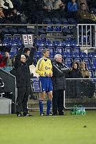 Per Nielsen (Br�ndby IF), Tom K�hlert, cheftr�ner (Br�ndby IF)