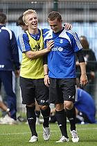 Daniel Wass (Br�ndby IF), Kasper Lorentzen (Br�ndby IF)