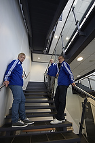 Daniel Wass (Br�ndby IF), Alexander Farnerud (Br�ndby IF), Jon J�nsson (Br�ndby IF)