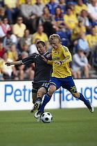 Daniel Wass (Br�ndby IF), B�di Buval (Randers FC)