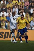 Kasper Lorentzen (Br�ndby IF), Atiba Hutchinson (FC K�benhavn)