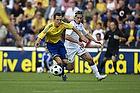Martin Ericsson (Br�ndby IF), Cesar Santin (FC K�benhavn)
