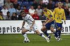 Cesar Santin (FC K�benhavn), Stefan Gislason (Br�ndby IF)
