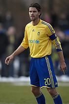 Stefan Gislason, anf�rer (Br�ndby IF)