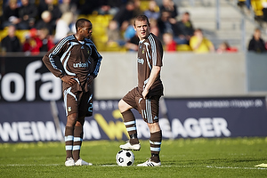 Morten Duncan Rasmussen (Br�ndby IF), Ousman Jallow (Br�ndby IF)