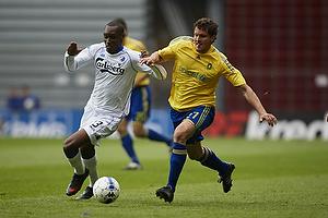 Jan Kristiansen (Br�ndby IF), Atiba Hutchinson (FC K�benhavn)