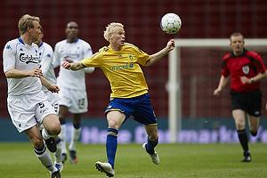 Alexander Farnerud (Br�ndby IF), Ulrik Laursen (FC K�benhavn)
