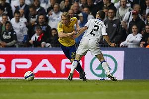 Michael Krohn-Dehli (Br�ndby IF), Zdenek Pospech (FC K�benhavn)