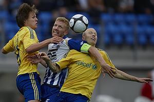 Nicolaj Agger (Br�ndby IF), Alexander Farnerud (Br�ndby IF)
