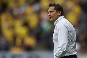Thomas Thomasberg, cheftr�ner (FC Midtjylland)
