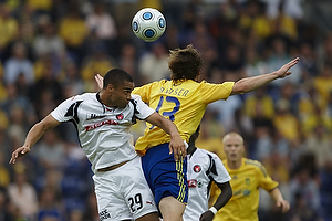 Peter Madsen (Br�ndby IF), Winston Reid (FC Midtjylland)