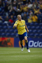 Samuel Holm�n, m�lscorer (Br�ndby IF)