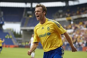 Thomas Rasmussen, m�lscorer (Br�ndby IF)