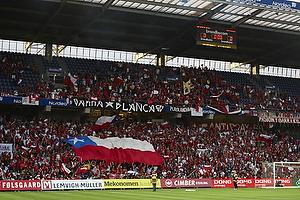 Danmark - Chile