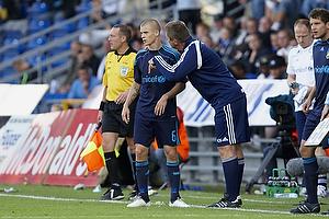 Samuel Holm�n (Br�ndby IF), Kent Nielsen, cheftr�ner (Br�ndby IF)