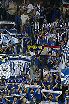 Hertha Berlin-fans