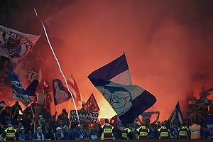 Hertha Berlin-fans affyrer romerlys