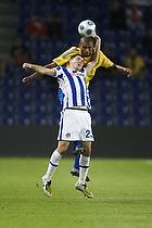 Mikkel Bischoff (Br�ndby IF), Valeri Domovchiski (Hertha Berlin)