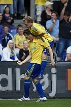 Morten Duncan Rasmussen, m�lscorer (Br�ndby IF), Michael Krohn-Dehli (Br�ndby IF)