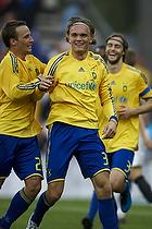 Pierre Kanstrup, m�lscorer (Br�ndby IF), Mike Jensen (Br�ndby IF)