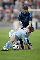 Mikael Nilsson (Br�ndby IF), Nicolaj Agger (S�nderjyskE)