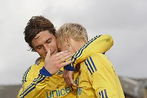 Peter Madsen (Br�ndby IF), Alexander Farnerud, m�lscorer (Br�ndby IF)