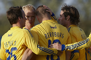 Mike Jensen (Br�ndby IF), Martin Bernburg (Br�ndby IF), Alexander Farnerud (Br�ndby IF)