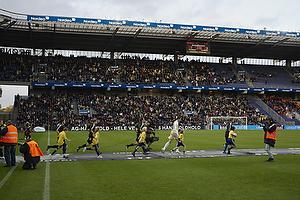 Indl�b p� Br�ndby Stadion