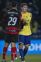Morten Duncan Rasmussen (Br�ndby IF), Winston Reid (FC Midtjylland)
