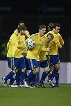 Morten Duncan Rasmussen (Br�ndby IF), Michael Krohn-Dehli (Br�ndby IF), Mikael Nilsson (Br�ndby IF), Mike Jensen (Br�ndby IF)