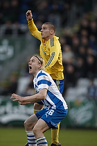 Martin Bernburg (Br�ndby IF), Nicolaj Agger (Br�ndby IF)