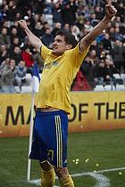 Jan Kristiansen, m�lscorer (Br�ndby IF)