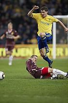 Jan Kristiansen (Br�ndby IF), Nicolai Stokholm (FC Nordsj�lland)
