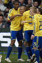 Samuel Holm�n, m�lscorer (Br�ndby IF), Mikkel Bischoff (Br�ndby IF)