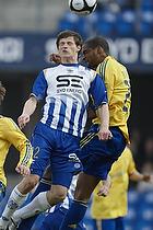 Mike Jensen (Br�ndby IF), Mikkel Bischoff (Br�ndby IF), Jesper Lange (Esbjerg fB)