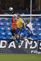 Stephan Andersen (Br�ndby IF), Remco van der Schaaf (Br�ndby IF), Thomas Gaards�e (Esbjerg fB)