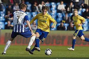 Jesper J�rgensen (Esbjerg fB), Jens Larsen (Br�ndby IF)