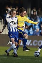 S�ren Rieks (Esbjerg fB), Mike Jensen (Br�ndby IF)