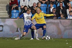 Jeppe Mehl (Esbjerg fB), Alexander Farnerud (Br�ndby IF)