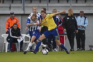 Jan Kristiansen (Br�ndby IF), Mikkel Vendelbo (Esbjerg fB)