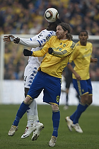 Mikael Nilsson (Br�ndby IF), Dame N´Doye (FC K�benhavn)