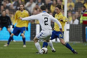 Zdenek Pospech (FC K�benhavn), Mike Jensen (Br�ndby IF)
