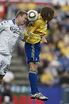 Jens Larsen (Br�ndby IF), Ulrik Laursen (FC K�benhavn)