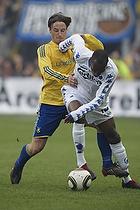 Mike Jensen (Br�ndby IF), Atiba Hutchinson (FC K�benhavn)